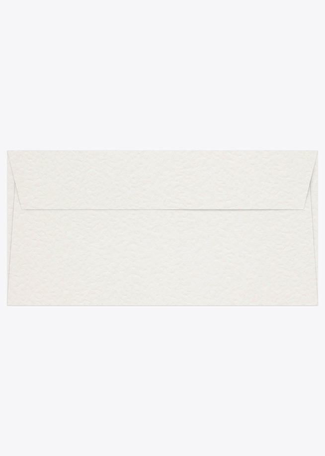 Hammer Embossed - 100 GSM Conqueror Paper Cream Contour Watermarked 50 Sheets A4